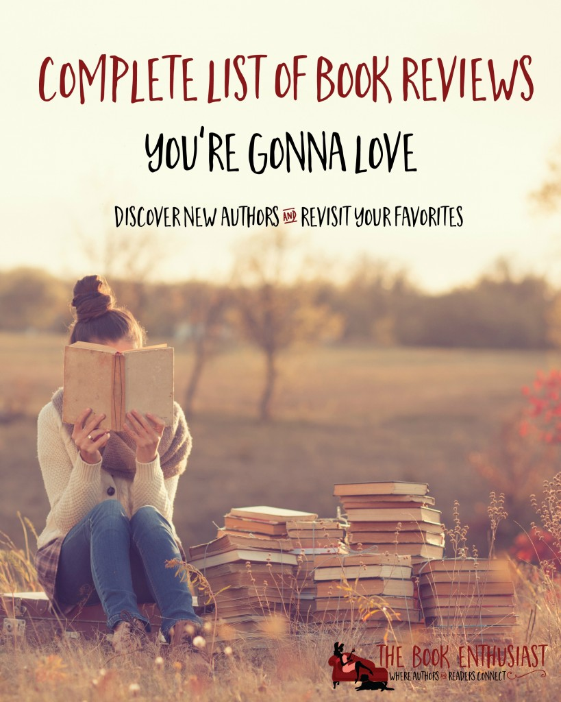 complete list of book reviews