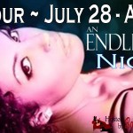 An Endless Love Blog Tour Banner