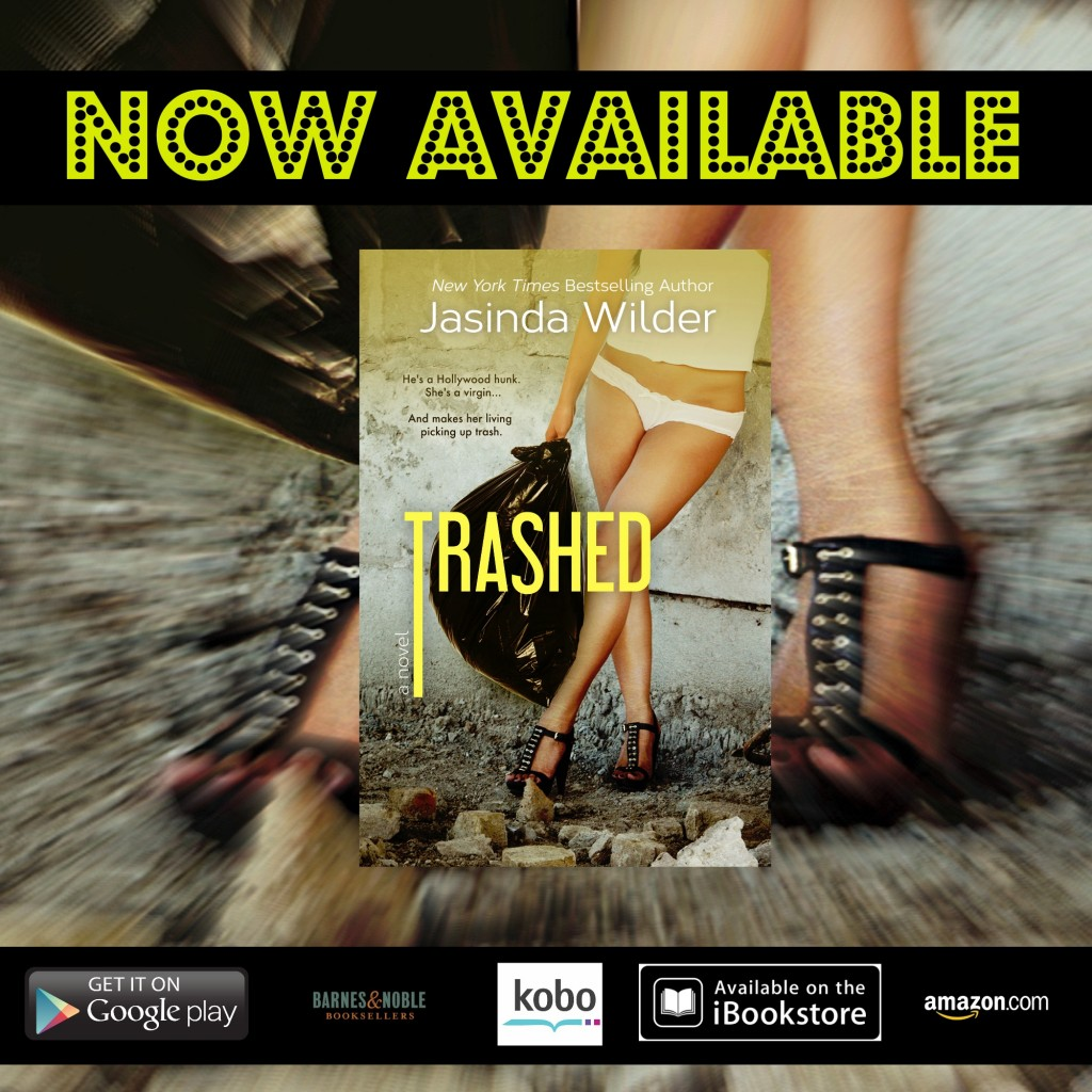 trashed graphic